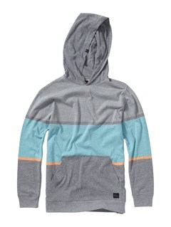 SKT3Boys 2-7 Solana Checks Hooded Sweatshirt by Quiksilver - FRT1
