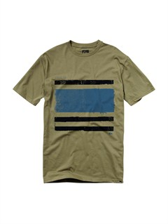 GNG0Band Practice T-Shirt by Quiksilver - FRT1