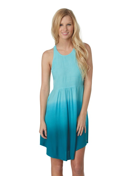 GRL0Free Swell Dress by Roxy - FRT1