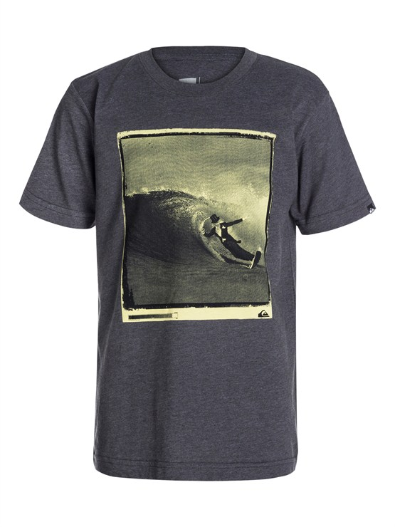 KRPHBoys 8- 6 Mountain And Wave Shirt by Quiksilver - FRT1
