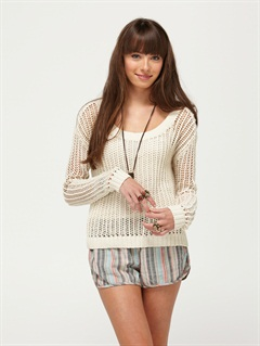 PRLBEAUTIFUL LIFE SWEATER by Roxy - FRT1