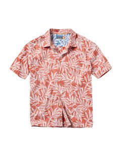 REDPirate Island Short Sleeve Shirt by Quiksilver - FRT1