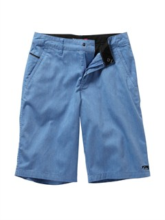 BQR0BOYS 8- 6 A LITTLE TUDE BOARDSHORTS by Quiksilver - FRT1