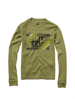 GNR0Boys 8- 6 Surf Division Long Sleeve Hooded T-Shirt by Quiksilver - FRT1