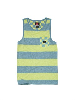 BNY3Boys 2-7 Checkers T-Shirt by Quiksilver - FRT1
