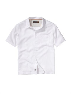 WBB0Men s Long Weekend Short Sleeve Shirt by Quiksilver - FRT1