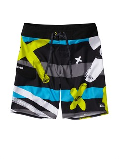 "KVJ6Local Performer 2 "" Boardshorts by Quiksilver - FRT1"