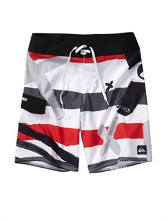 "WBB6Local Performer 2 "" Boardshorts by Quiksilver - FRT1"