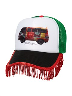 RQQ0Empire Trucker Hat by Quiksilver - FRT1