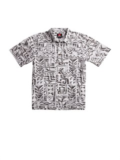 WBB6Ventures Short Sleeve Shirt by Quiksilver - FRT1
