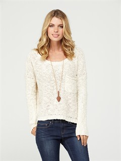 WBS0Arena Cove Sweater by Roxy - FRT1