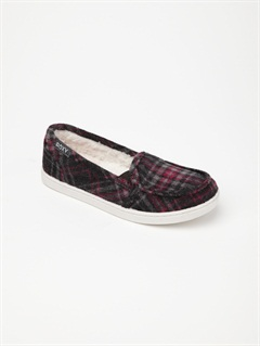 CH7Girls 7- 4 Lido Wool Shoes by Roxy - FRT1