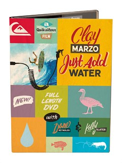 ASTClay Marzo: Just Add Water DVD by Quiksilver - FRT1