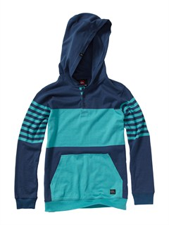 BRQ3Boys 8- 6 Major Sripes Hoody by Quiksilver - FRT1