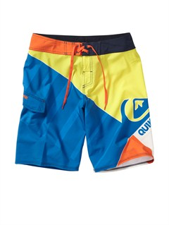 "BQC6Local Performer 2 "" Boardshorts by Quiksilver - FRT1"