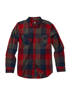 RRD1Biscay Long Sleeve Shirt by Quiksilver - FRT1
