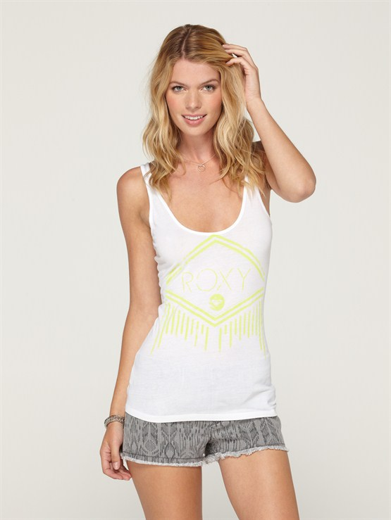 WBB0ALL ABOARD TANK TOP by Roxy - FRT1