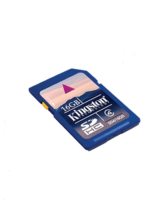 AST&nbsp;6 GB SD Camera Memory Card by Roxy - FRT1