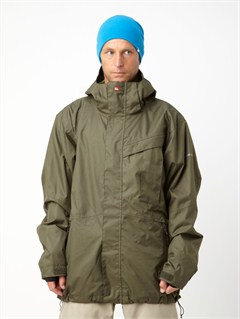 ARMIron  0K Shell Jacket by Quiksilver - FRT1