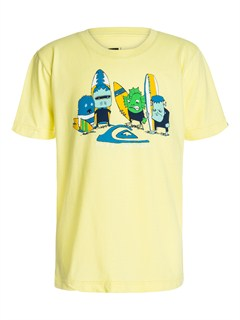 YDVHBoys 8- 6 For The Bird T-Shirt by Quiksilver - FRT1