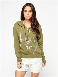 MOSGlacial 2 Zip Up Hooded Fleece by Roxy - FRT1