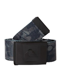 GUNSector Leather Belt by Quiksilver - FRT1