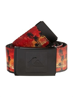 OPLSector Leather Belt by Quiksilver - FRT1