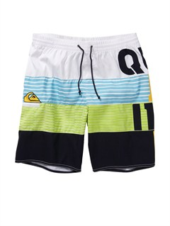 WBB3Boys 8- 6 A little Tude Boardshorts by Quiksilver - FRT1