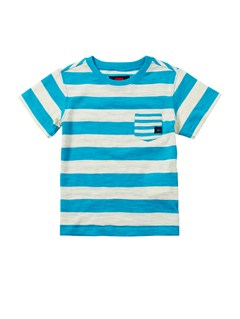 BNY3Baby Barracuda Cay Shirt by Quiksilver - FRT1