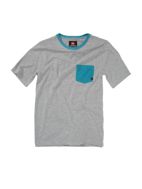 SGR0Boys 2-7 Crash Course T-Shirt by Quiksilver - FRT1