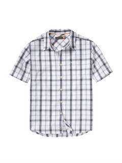 KSA0Men s Baracoa Coast Short Sleeve Shirt by Quiksilver - FRT1