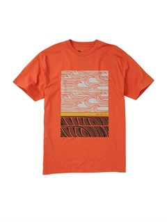 NNV0A Frames Slim Fit T-Shirt by Quiksilver - FRT1
