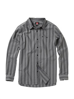 KVJ3Biscay Long Sleeve Shirt by Quiksilver - FRT1