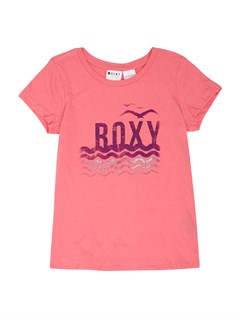 MKN0Girls 2-6 All Aboard Tee by Roxy - FRT1