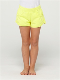 AYEGirls 2-6 June Bloom Shorts by Roxy - FRT1