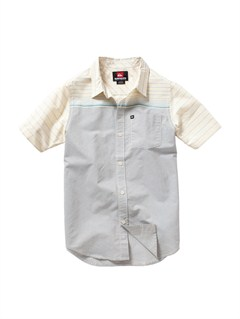 WDV3Boys 8- 6 Bam Bam Long Sleeve Flannel Shirt by Quiksilver - FRT1