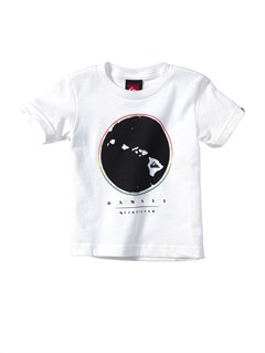 WBB0Baby On Point Polo Shirt by Quiksilver - FRT1