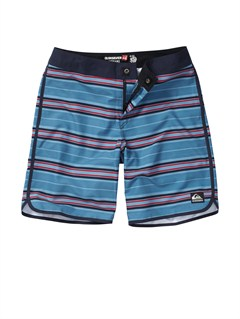 KTP6Board Walker Elastic Waist 20  Shorts by Quiksilver - FRT1