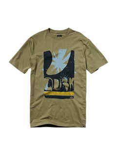 GNG0Mixed Bag Slim Fit T-Shirt by Quiksilver - FRT1