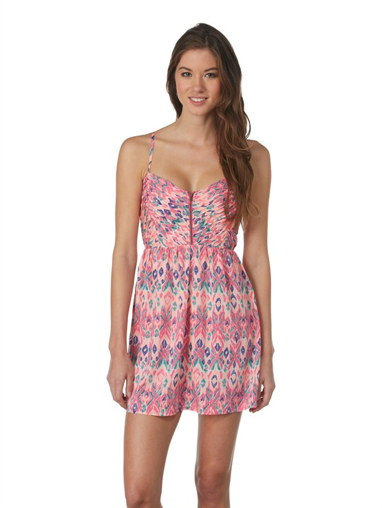 MLW3Shoreline Dress by Roxy - FRT1