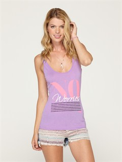 PKY0ALL ABOARD TANK TOP by Roxy - FRT1