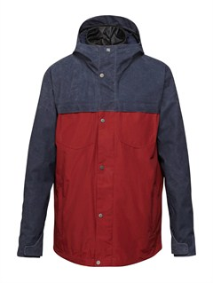 BYJ0Carry On Insulator Jacket by Quiksilver - FRT1