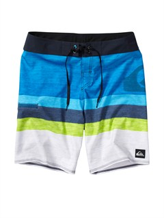BQC3Boys 8- 6 Kelly Boardshorts by Quiksilver - FRT1