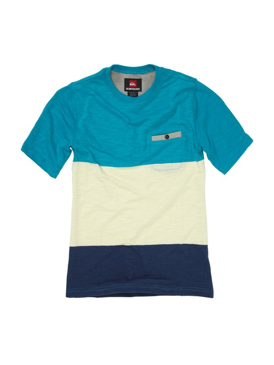 GCK3Boys 2-7 After Hours T-Shirt by Quiksilver - FRT1