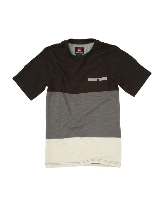 KTF3Boys 2-7 Crash Course T-Shirt by Quiksilver - FRT1