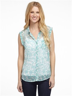 SEZ6Western Rose Top by Roxy - FRT1