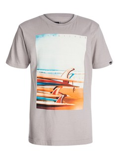 SJJ0Boys 8- 6 For The Bird T-Shirt by Quiksilver - FRT1