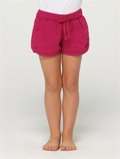 FUSGirls 2-6 Blaze Embroidered Shorts by Roxy - FRT1