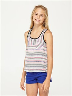 BLKGirls 7- 4 Play Tricks Tank by Roxy - FRT1