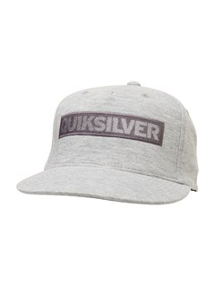 ASHPlease Hold Trucker Hat by Quiksilver - FRT1